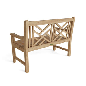 Vilano 2-Seater Bench