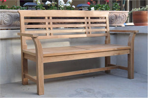 Sakura 2-seater Bench