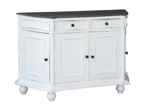 Sunset Trading Cottage Angled Console Cabinet