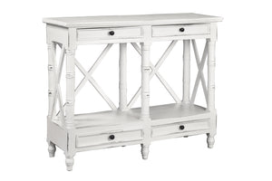 Sunset Trading Cottage X Best Console Table