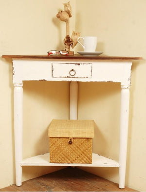 Sunset Trading Cottage Corner Table