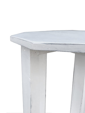 Sunset Trading Cottage Octagon Side Table