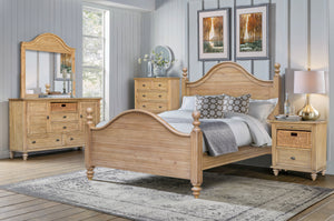 Sunset Trading Vintage Casual Queen Bed