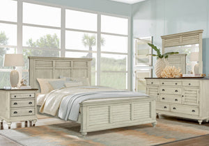 Sunset Trading Shades of Sand King Bed