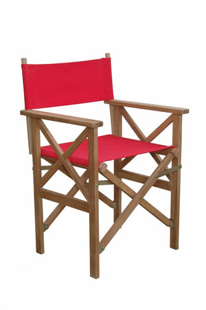 Director Folding Armchair w/ Canvas ( sold as a pair)
