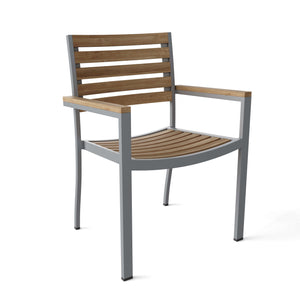 Seville Stackable Armchair (sold as 4 Chair/box)
