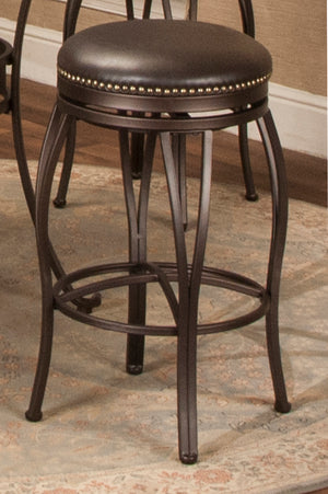 "Sunset Trading 30"" Victoria Swivel Barstool"