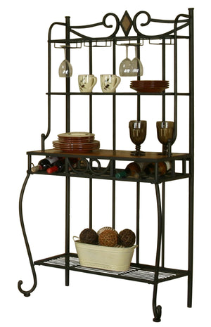 Sunset Trading Dart Bakers Rack