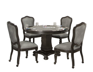 Convertible Poker & Dining Table Vegas by Sunset Trading