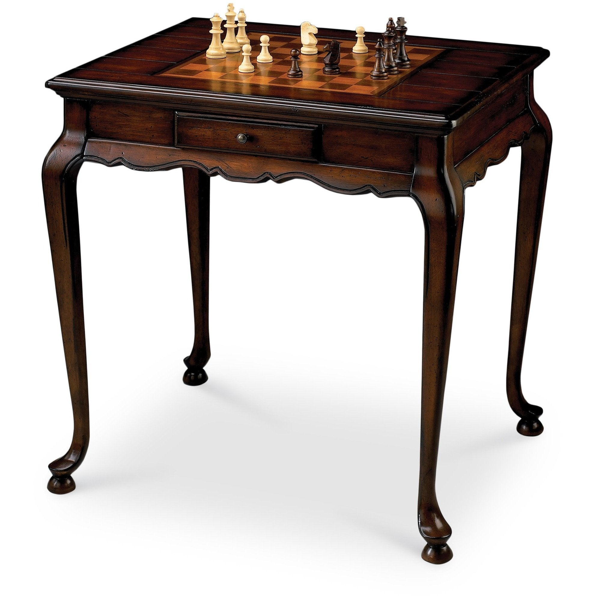 Convertible Chess & Games Table Bannockburn by Butler