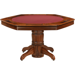 Convertible Poker & Dining Table Mandalay by Darafeev