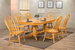 Sunset Trading Comfort Back Dining Chair
