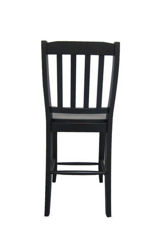 "Sunset Trading School House 24"" Barstool"