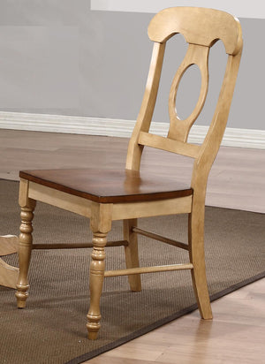 Sunset Trading Brook Napoleon Dining Chair