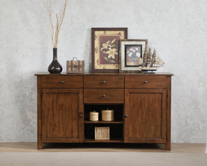Sunset Trading Simply Brook Sideboard Server by Sunset Trading - HomeKingz.com - Online furniture shop with the best prices & premium customer support!