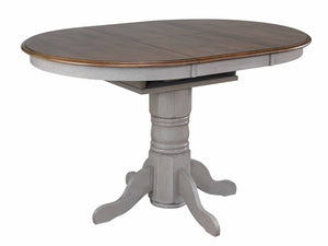 Sunset Trading Country Grove 6 Piece Round or Oval Extendable Pub Table Set by Sunset Trading - HomeKingz.com - Online furniture shop with the best prices & premium customer support!