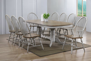 Sunset Trading Country Grove 9 Piece Double Pedestal Extendable Dining Table Set by Sunset Trading - HomeKingz.com - Online furniture shop with the best prices & premium customer support!