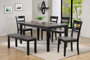 Sunset Trading Tempo Brook Slat Back Dining Chairs