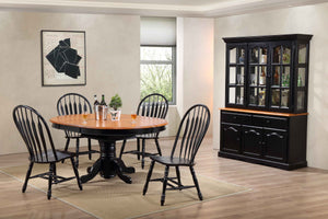 Sunset Trading Pedestal Dining Table