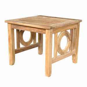 Natsepa Square Side Table