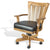 Poker Chair Set: 4 or 6 Sedona Poker Chairs by Sunny Designs