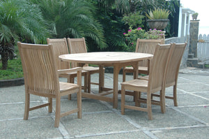 Bahama Chicago 7-Pieces Dining Chair C