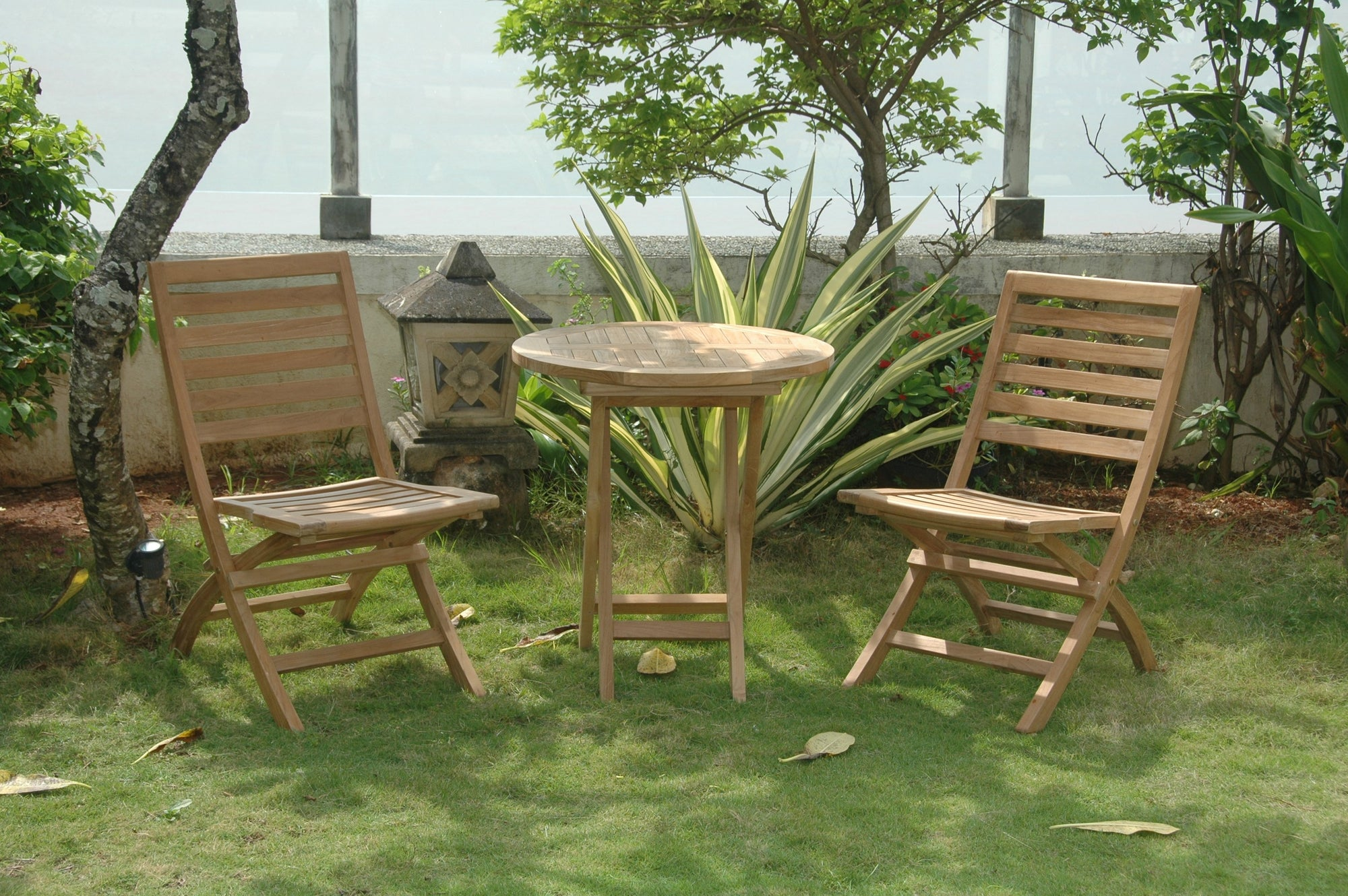 Bahama Andrew 3-Pieces Bistro Set