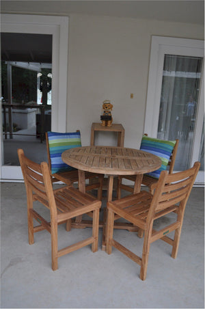 Descanso Windham 5-Pieces Dining Set