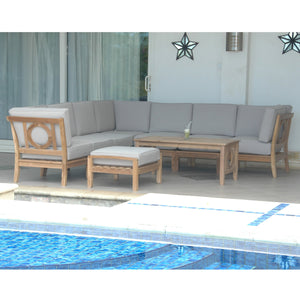 Natsepa 9-Pieces Modular Set A by Anderson Teak - HomeKingz.com - Online furniture shop with the best prices & premium customer support!