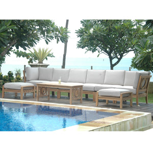 Natsepa 9-Pieces Modular Set B by Anderson Teak - HomeKingz.com - Online furniture shop with the best prices & premium customer support!