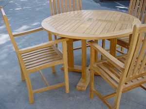 Tosca Wilshere 5-Pieces Dining Set