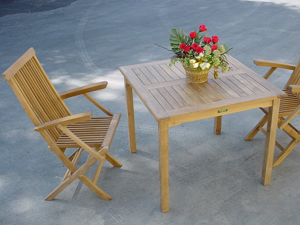 Bahama Classic 3-Pieces Bistro Table