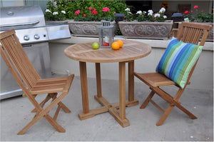 Montage Bristol 3-Pieces Dining Set