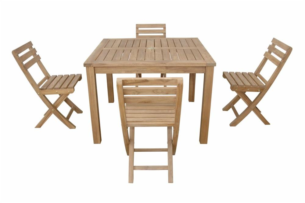 Montage Alabama  5- Pices Dining Set