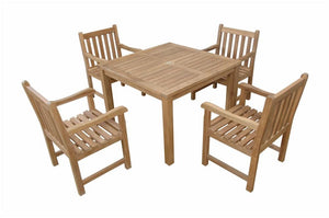 Montage Braxton  5- Pices Dining Set B
