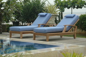 Brianna Sun Lounger 4-Pieces Set by Anderson Teak - HomeKingz.com - Online furniture shop with the best prices & premium customer support!