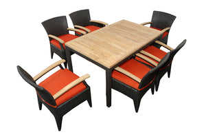 Bellagio 7-Pieces Dining Set