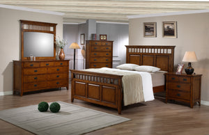 Sunset Trading Tremont 5 Piece King Bedroom Set by Sunset Trading - HomeKingz.com - Online furniture shop with the best prices & premium customer support!