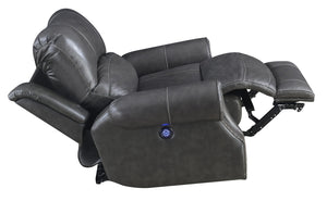 Sunset Trading Emerald Recliner with Power Headrest