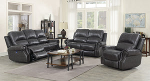 Sunset Trading Emerald 3 Piece Reclining Living Room Set with Power Headrests by Sunset Trading - HomeKingz.com - Online furniture shop with the best prices & premium customer support!