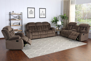 Sunset Trading Teddy Bear 3 Piece Reclining Living Room Set by Sunset Trading - HomeKingz.com - Online furniture shop with the best prices & premium customer support!