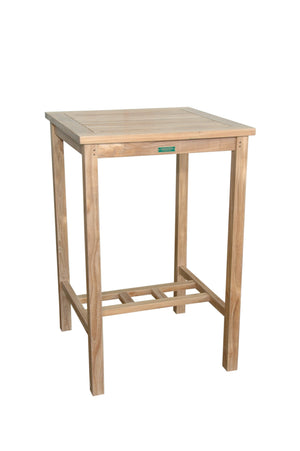"Avalon 27"" Square Bar Table"