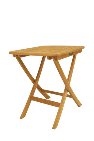 "Windsor 24"" Square Picnic Folding Table"