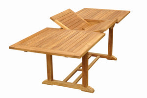 Bahama 8-Foot Rectangular Extension Table