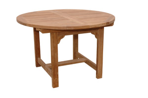"Bahama 67"" Oval Extension Table"