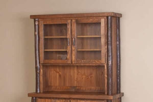 Sawtooth Hickory Hutch
