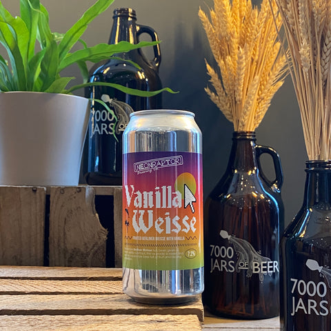 Vanilla Weisse - Orange / Apricot (7.2%)