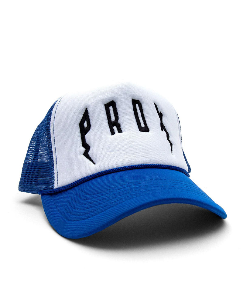 PRDX Trucker Hat (Royal Blue/White/Black)