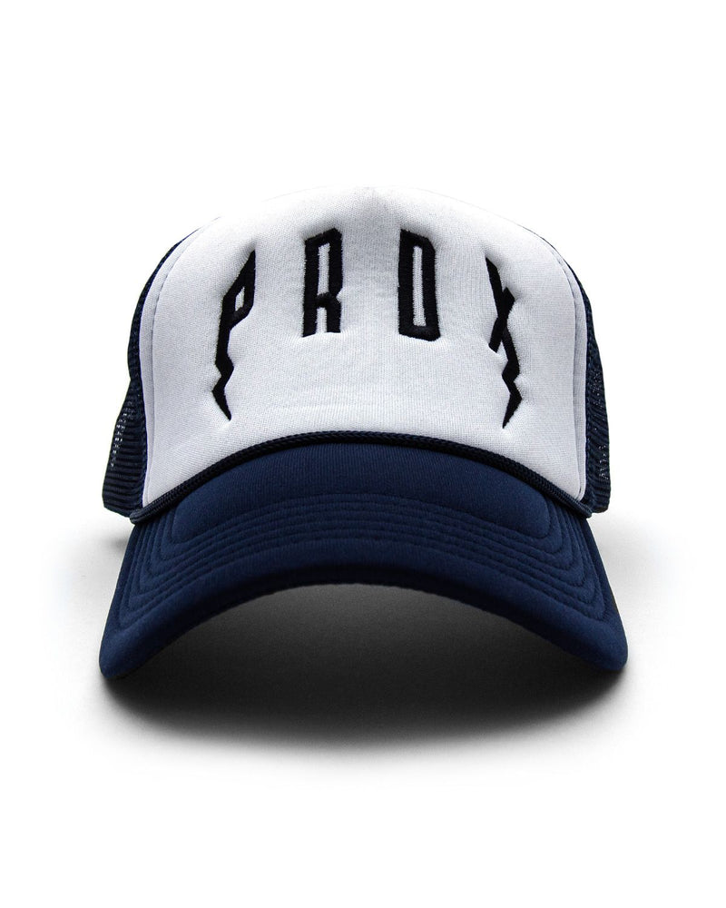PRDX Trucker Hat (Navy Blue/White/Black)