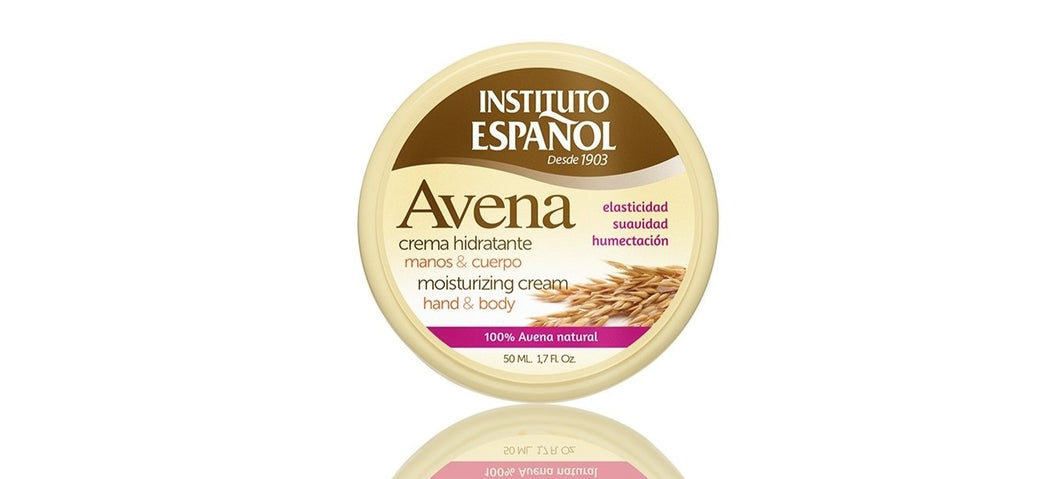 Crema Avena Instituto Español - 50 mL